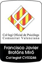 Psicólogo colegiado en Castelló.